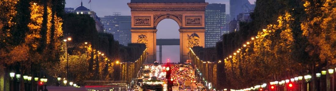 Срочная доставка авиакурьером в Париж
