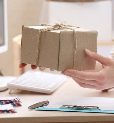 Доставка посылок и малых грузов
